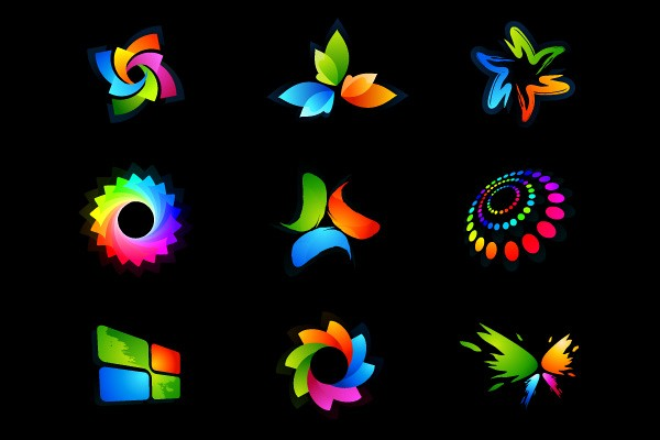 Cool Abstract Logotypes