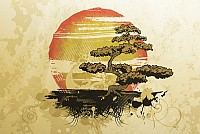 Vintage Bonsai Tree