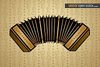 Free Vector Accordion