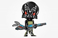 Cartoon Alien Character Vector