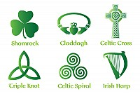 Irish & Celtic Vector Symbols