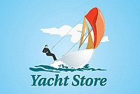 Yach Logo Vector Illustration