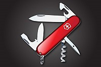 Realistic Swiss Knife Vector