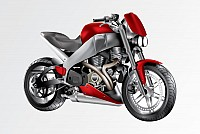 Buell Motorcycle Vector