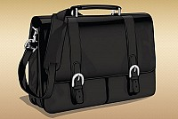 Realistic Briefcase Vector