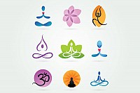 Yoga Vector Logotypes
