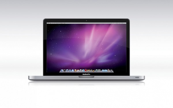 Apple MacBook Pro Vector