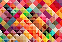 Abstract Cubic Vector Illustration