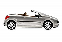Cabriolet Car Vector