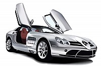 Mercedes Benz SLR Vector