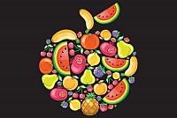 Lovely Fruit Selection Vector