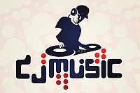 Dj Music Vector Logo