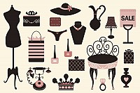 Women's Fashion Accessory Vector