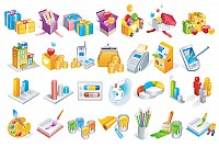 All Purpose Vector Web Icons
