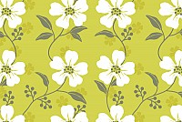 Seamless Wildflower Pattern