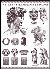 Classic Roman Design Elements