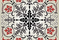 Ornamental Vector Pattern