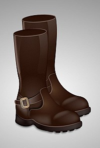 Vector Leather Boots