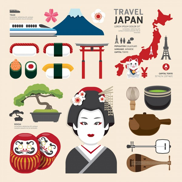 20 Japanese Cultural Icons