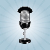 Photo Realistic Studio Mic