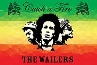 The Wailers Vector Poster